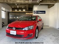 2014 VOLKSWAGEN GOLF TSI COMFORTLINE BLUEMOTION TECH