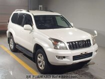 Used 2007 TOYOTA LAND CRUISER PRADO BH819407 for Sale for Sale