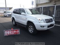 Used 2002 TOYOTA LAND CRUISER PRADO BH819420 for Sale for Sale