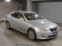 2008 LEXUS IS IS350 VERSION L