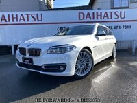 2014 BMW 5 SERIES LUXURY