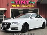2013 AUDI A4 2.0 TFSI S LINE PACKAGE