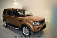 2016 LAND ROVER DISCOVERY 4 AUTOMATIC DIESEL