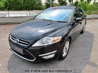 2013 FORD MONDEO MONDEO 2.0 GTDI 240PS (A) 4DR