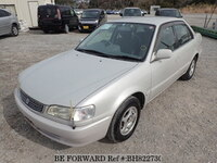 1999 TOYOTA COROLLA SEDAN XE SALOON LIMITED
