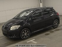 Used 2008 TOYOTA AURIS BH822577 for Sale for Sale