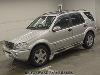 2002 MERCEDES-BENZ M-CLASS ML320 SPORTS LINE
