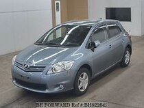 Used 2012 TOYOTA AURIS BH822642 for Sale for Sale