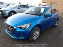Used 2016 MAZDA DEMIO BH822541 for Sale for Sale