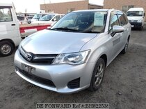 Used 2013 TOYOTA COROLLA FIELDER BH822538 for Sale for Sale