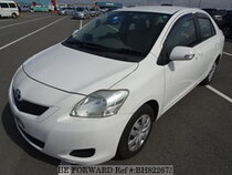 Used 2010 TOYOTA BELTA BH822673 for Sale for Sale