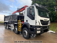 2019 IVECO TRAKKER AUTOMATIC DIESEL