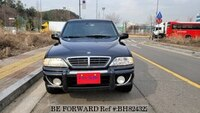 2006 SSANGYONG MUSSO