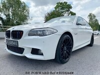 2012 BMW 5 SERIES 520I 2.0L M-KIT NAV TWIN P-TURBO