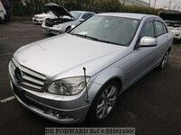 2008 MERCEDES-BENZ C-CLASS C200 KOMPRESSOR AVANTGARDE