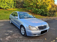 2001 MERCEDES-BENZ S-CLASS AUTOMATIC DIESEL