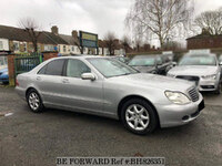 2002 MERCEDES-BENZ S-CLASS AUTOMATIC DIESEL