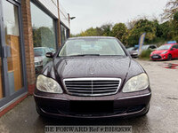 2005 MERCEDES-BENZ S-CLASS AUTOMATIC DIESEL