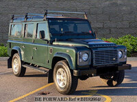 2009 LAND ROVER DEFENDEDR 110 MANUAL DIESEL