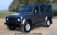 2014 LAND ROVER DEFENDEDR 110 MANUAL DIESEL
