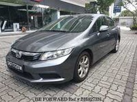 2012 HONDA CIVIC CIVIC 1.6 VTIS AT