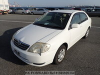 2002 TOYOTA COROLLA SEDAN X LIMITED