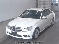 2010 MERCEDES-BENZ C-CLASS C200 CGI BE AVG AMG SPORTS PKG
