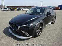 Used 2016 MAZDA CX-3 BH836731 for Sale for Sale