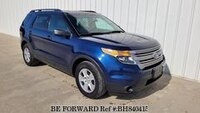 2012 FORD EXPLORER  EXPLORER BASE