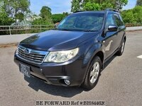 2011 SUBARU FORESTER FORESTER 2.0X AWD 4AT D/AIRBAGS