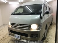 2008 TOYOTA HIACE WAGON GRAND CABIN SUPER LONG