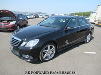2009 MERCEDES-BENZ E-CLASS E350 AVG AMG SPORTS PKG