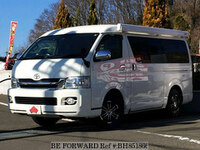 2008 TOYOTA HIACE WAGON 2.7GL LONG MIDDLEROOF
