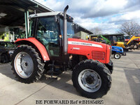 2007 MASSEY FERGUSON MASSEY FERGUSON OTHERS AUTOMATIC DIESEL