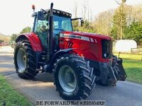 2011 MASSEY FERGUSON MASSEY FERGUSON OTHERS AUTOMATIC DIESEL
