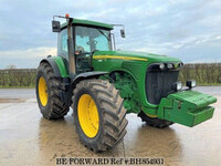 2003 JOHN DEER JOHN DEER OTHERS AUTOMATIC DIESEL