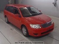 2006 TOYOTA COROLLA FIELDER X HID 40TH ANNIVERSARY LIMITED