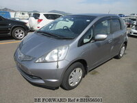 2008 HONDA FIT L HIGHWAY EDITION