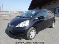 2008 HONDA FIT G HIGHWAY EDITION