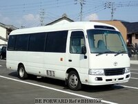 2013 TOYOTA COASTER LX TURBO
