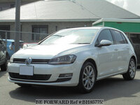 2013 VOLKSWAGEN GOLF TSI HIGHLINE BLUE MOTION TECH