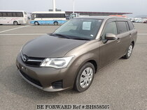 Used 2012 TOYOTA COROLLA FIELDER BH858507 for Sale for Sale