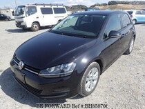Used 2014 VOLKSWAGEN GOLF BH858706 for Sale for Sale