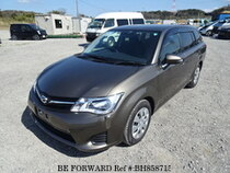 Used 2012 TOYOTA COROLLA FIELDER BH858715 for Sale for Sale