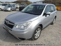 Used 2013 SUBARU FORESTER BH858716 for Sale for Sale