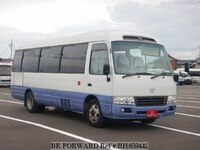 2013 TOYOTA COASTER LONG LX TURBO