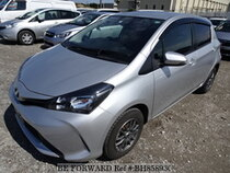 Used 2016 TOYOTA VITZ BH858930 for Sale for Sale