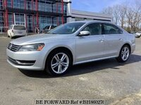 2014 VOLKSWAGEN PASSAT PASSAT SEWITH SUNROOF AND NAV1.8