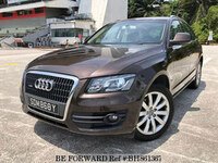 2011 AUDI Q5 TURBO-4WD