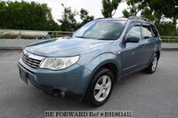 2011 SUBARU FORESTER 2.0X-AWD-4AT